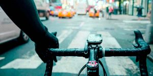 Bicycles and risks on the road