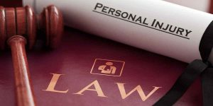 Personal injury in someone else's home