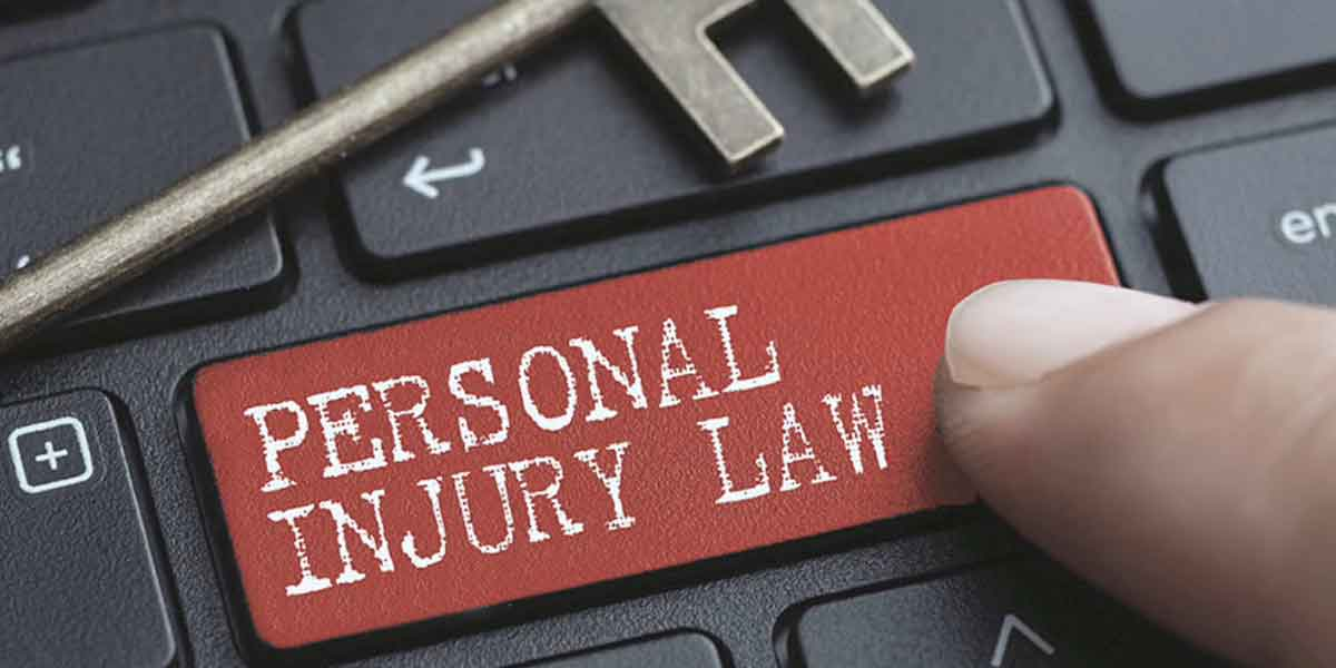 Personal injury Law should handle your personal injury claims